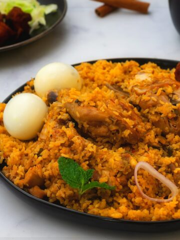 ambur chicken briyani