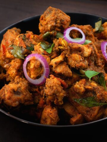 Indian Chicken Dry and Semi Gravy recipes