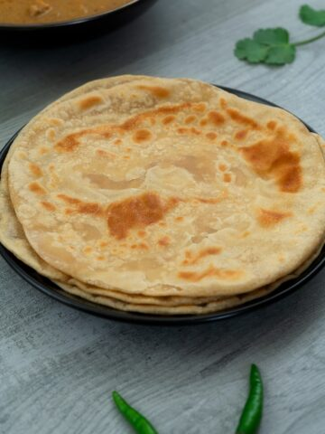 Indian Flat Bread, Roti/Chapati