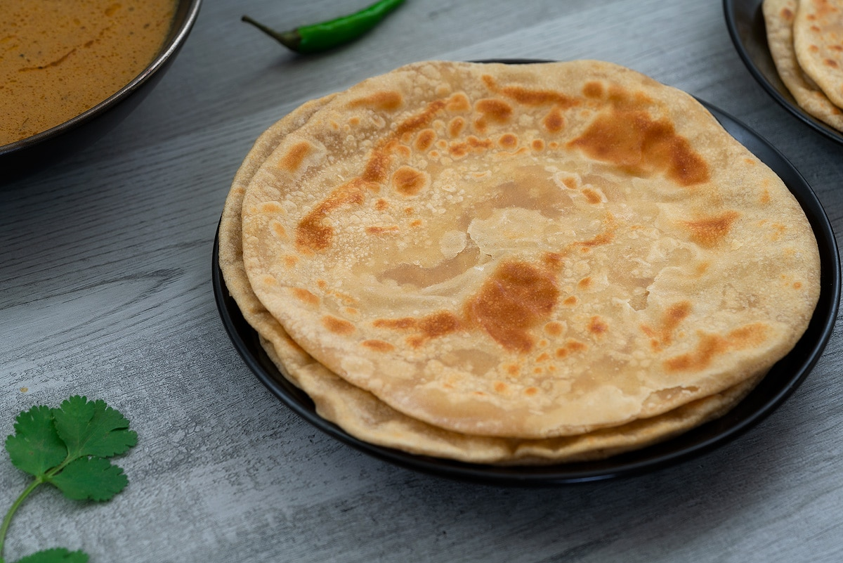 Roti /Chapati, A soft Indian Bread