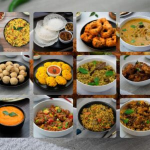 Collection of Indian Recipes and Ideas