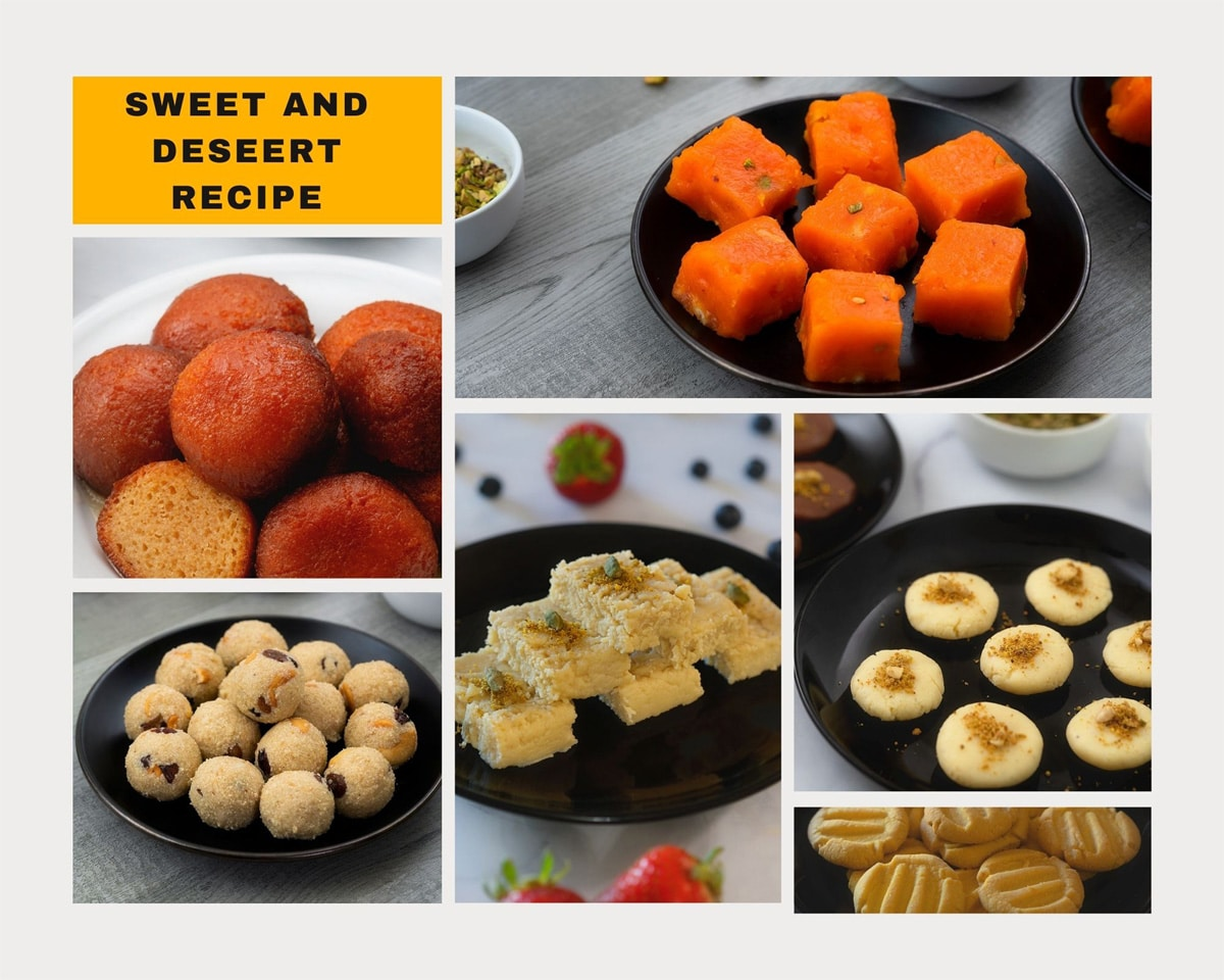Indian Sweet and Desserts