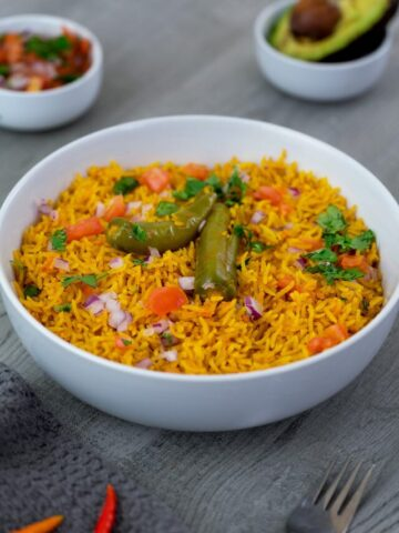 Authentic Spanish / Mexican Rice