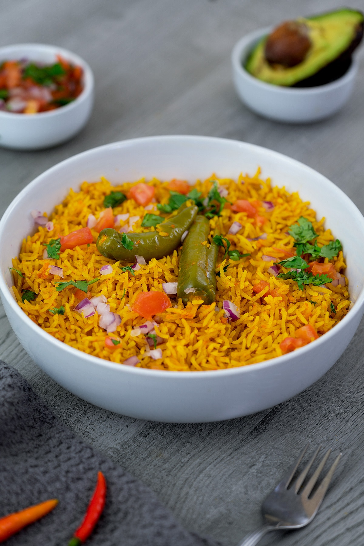 Authentic Spanish Rice / Mexican Rice